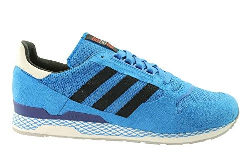 ZXZADV809000D67358 Adidas Sneakers Herren Wildleder Blau Blue and White