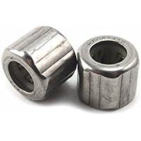 2pcs C/ône de Roulement /à Rouleaux Coniques de Rang/ée Simple 30204 R/égl/é 20mm Ennuy/é 47mm OD 15.25mm dEpaisseur