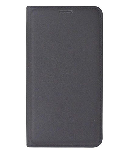 RDCASE Flip Cover for Xiaomi Redmi Note 3 - Black  available at amazon for Rs.249