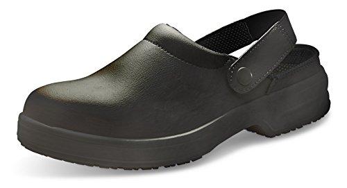 Unisex MICRO Fibre Pantofola con cintura Black