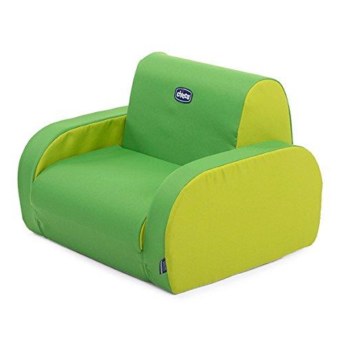 Chicco 00079098540000 twist poltroncina, verde wimbledon