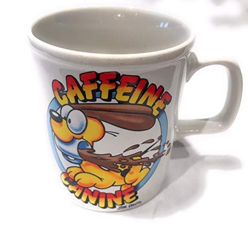 Garfield Odie Kaffeetasse aus Keramik -
