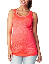 Noppies Damen Umstands Top Tank Long Hannah