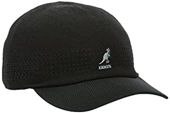 kangol - Casquette de Baseball Homme - Tropic Ventair Spacecap, Noir, Large