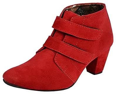 exotique Women's Casual Boots (EL0031)