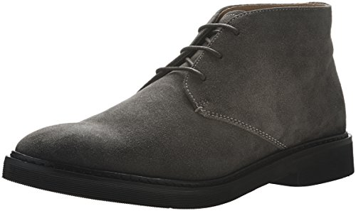 Geox U Damocle B, Desert Boots Homme, Taupe Marron (Mud)