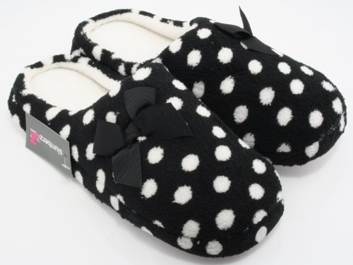 Slumberz, Pantofole donna Nero (nero)