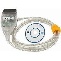 PerGrate perg Transferencia Mini VCI J2534Tis Techstream Cable Auto OBD2diang ostic Cable para Toyota