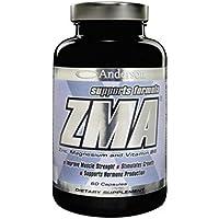 Anderson ZMA 60 capsule zinco magnesio vitamina