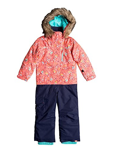 Kinder Snowboard Hose Roxy Paradise Jumpsuit Girls