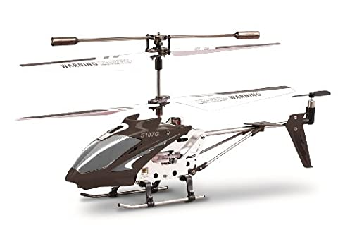 Syma S107G Infrared Controlled Helicopter with Gyroscopic Stability Control in Various Colours