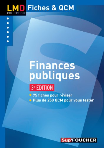 Finances publiques 3e édition