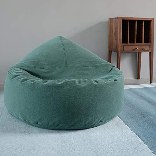 XUE Kinder Lazy Sofa Big Sofa mit Soft Micro Fiber Cover Single Baby Bean Bag Tatami Removable und waschhable Kindergarten Soft Seat Chair Memory Foam Furni Bean Bag