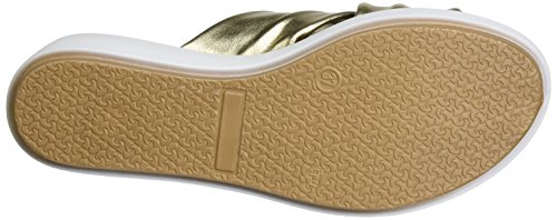 Inuovo 7111, Chaussures Compensées Femme Or (Gold)