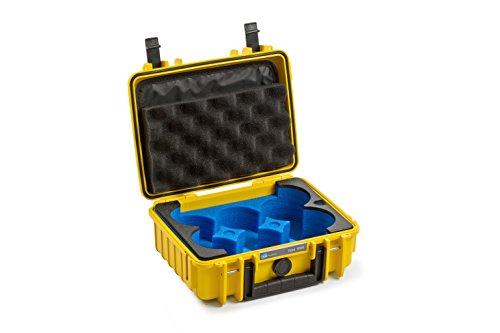 B&W outdoor.cases Typ 1000 für 6 Boulekugeln und 2 Zielkugeln - Das Original