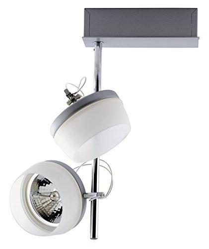 Cromo Illuminazione per interni Relco LED 3 Lampada da ...