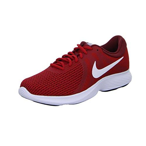 Nike Revolution 4, Scarpe Running Uomo Rosso (Rot)