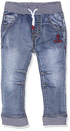 SALT AND PEPPER Baby-Jungen Jeans B Pirat Bund, Blau (Original 099), 80