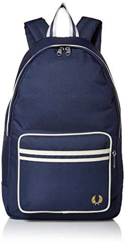 Fred Perry Twin Tipped Hombre Backpack Azul
