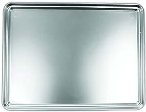 Vassoio in acciaio inox senza fori per Sedona Express