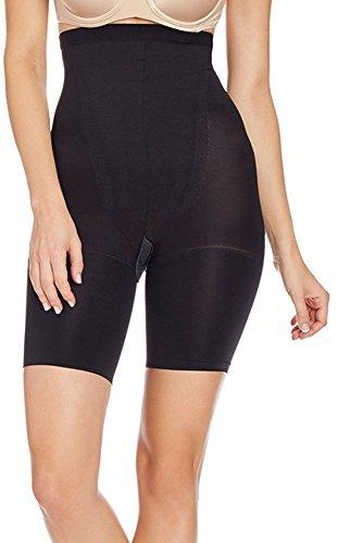 spanx-super-higher-power-916l-shape-panty-radler-hoher-bund-a-34-36-schwarz-black