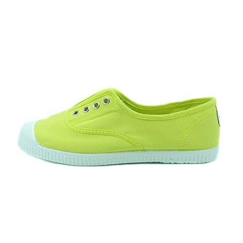 CIENTA, Sneaker bambine Verde verde 35