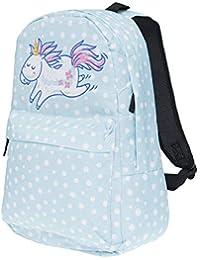 VUTANB Descuento 11% Moda Impresión Mochila Moda Juvenil Mochilas Escolares para Adolescentes Niñas Niños Unicornio