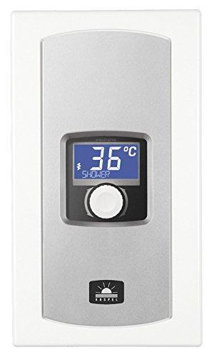 Elektrischer Durchlauferhitzer EPME elektronisch mit LCD-Display 5,5 - 9 kw 230V~ Kospel - einphasig
