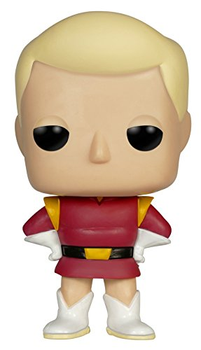 POP Futurama Zapp Brannigan Vinyl Figure