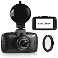 K&F Concept Car Dash Cam Video Recorder 2.7