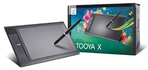 Preisvergleich Produktbild Penpower INC. tooya X Digital Graphic Tablet für Windows und Mac (styaa6K1en)