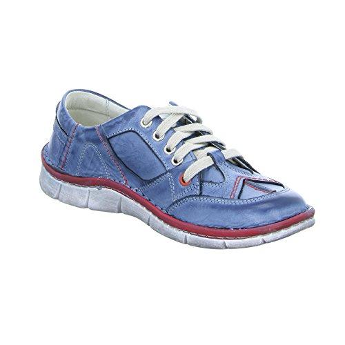 KRISBUT 2113-1, Scarpe stringate donna Blau