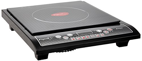 Pigeon Amaze 1800-Watt Induction Cooktop, Black
