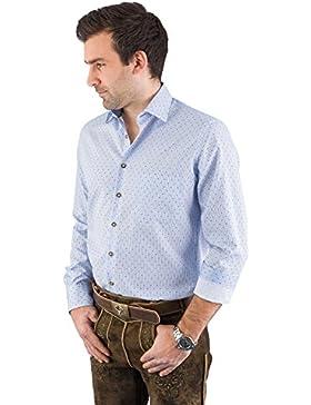 arido Trachtenhemd Herren langarm 2789 2876 27