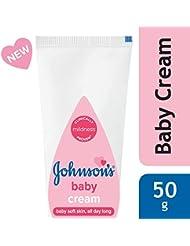 Johnson's Baby Cream, 50g