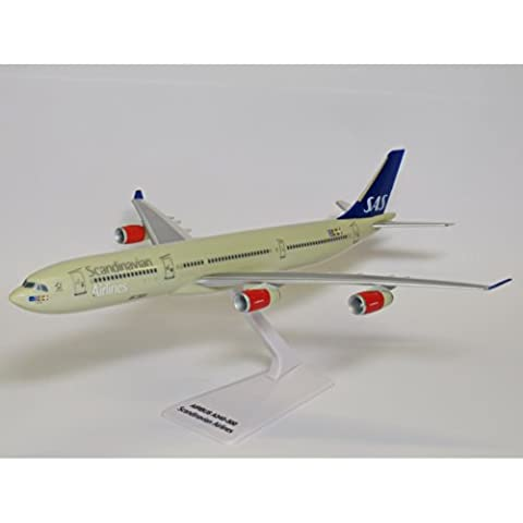 Premier Planes sm340–27WB SAS Scandinavian Airlines Airbus