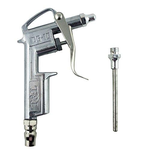 Hand® 2 Air Wege Duster Staub Gun Gebläse Druckluft Gebläse Staub entfernen Handwerkzeug -