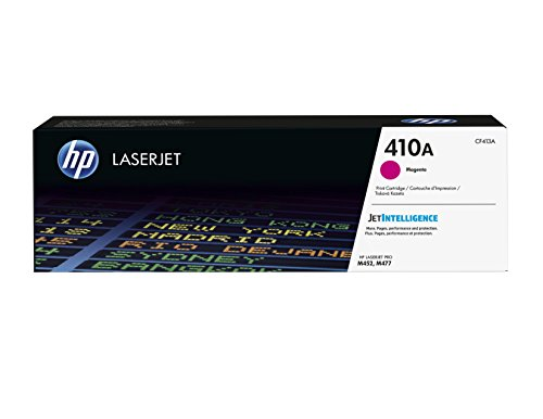 HP 410A (CF413A) Rot Original Toner für HP Color Laserjet Pro M452, HP Color Laserjet Pro M477
