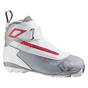 SALOMON Siam 7 Pilot CF Light Grey 15/16, Farbe