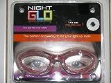 Night Glo Eye 62698 Brille Pink Light Effect