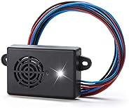 Mardersicher Mobil MS12V (marterverschrikker met ultrasoon geluid + hoogspanning) Martersicher Ultra zwart