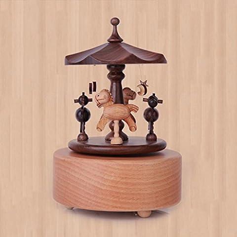 Liu Yu·espace créatif, créatif brun noix d'érable décorations d'accueil envoyer