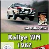 Rallye WM 1982 mit Walter Röhrl
