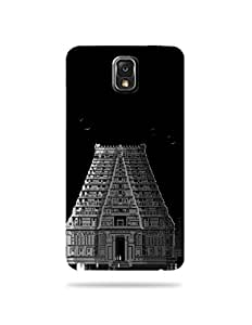 Samsung Galaxy Note 3 Artist Illustrated Printed Case Cover / allluna illustrated and Imported quality mobile case cover for Samsung Galaxy Note 3 (MKD-5016)