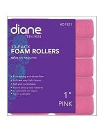 Diane Foam Rollers, Pink, 1, 10/bag