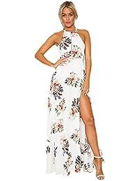 44795a94974961 Suchergebnis auf Amazon.de für: weiße sommerkleider - Mehrfarbig ...