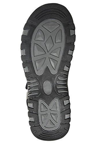 Mountain Warehouse Sandali da uomo Z4 Nero