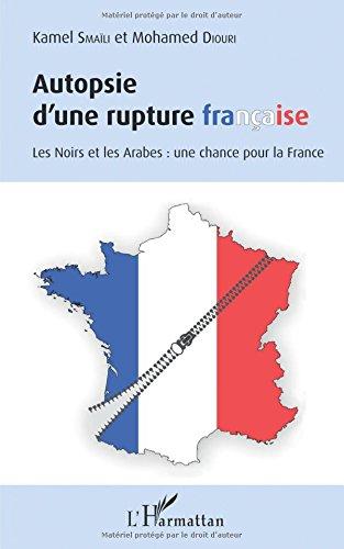 Autopsie d'une rupture française: Les Noirs Et Les Arabes : Une Chance Pour La France par Kamel Smaïli