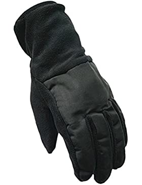 Zhhlaixing Winter Outdoor Sports Snowboard Ski Gloves Mens Thicker Warm Waterproof Gloves