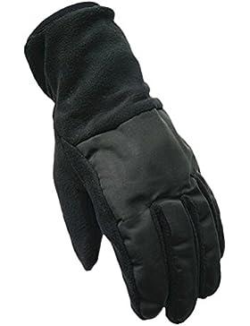Zhhlaixing Winter Outdoor Sports Snowboard Ski Gloves Mens Thicker Warm Waterproof Gloves